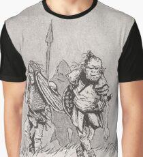 Advancing skinny orcs Graphic T-Shirt