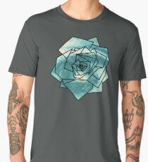 Geometrics: Rose (Sampled Eye) Geometry Men's Premium T-Shirt