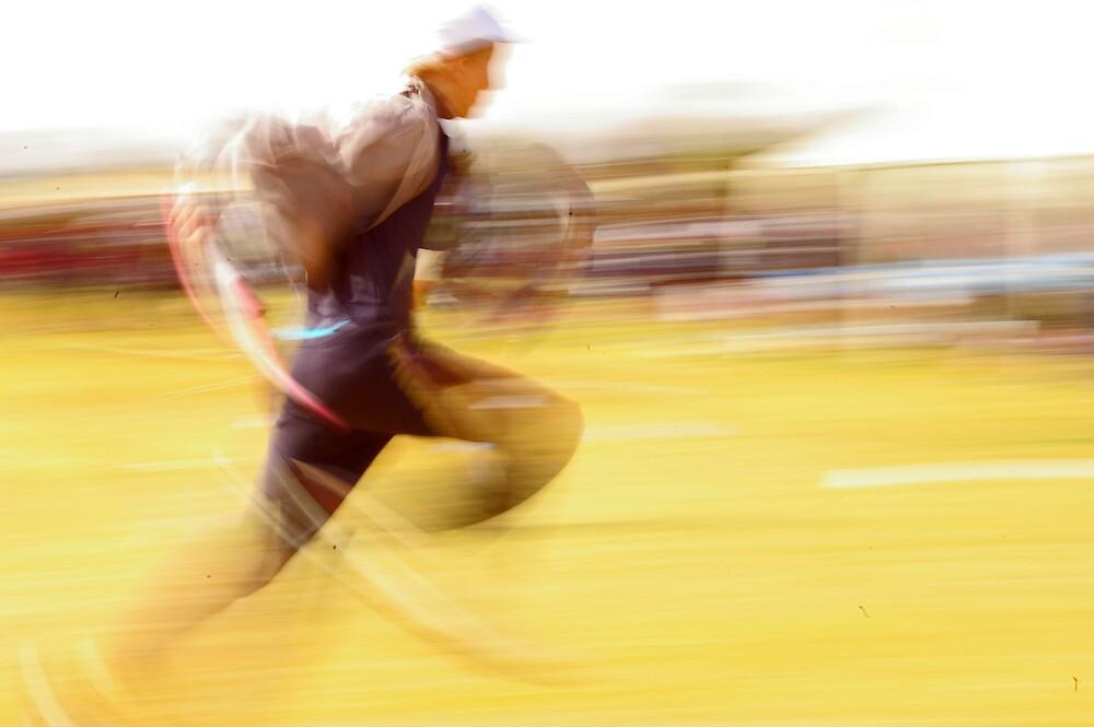 Running by Art Schultz