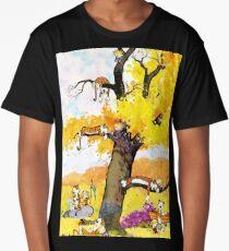 Calvin and Hobbes Mural Long T-Shirt