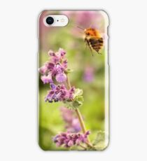 Flight of the Bumble Bee iPhone Case/Skin