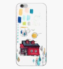 Sketchbook SneakPeek iPhone Case