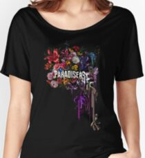 paradise corrupt_ Women's Relaxed Fit T-Shirt