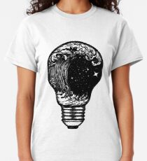 Storm in a light bulb Classic T-Shirt