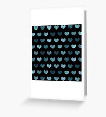 Cute Hearts  Greeting Card