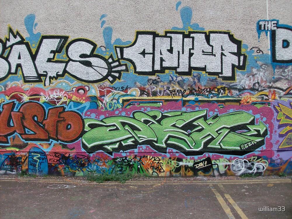 mo cork grafitti by william33