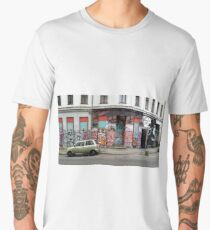 Portrait of Berlin Men's Premium T-Shirt