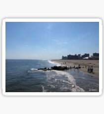 NYC Beach Sticker