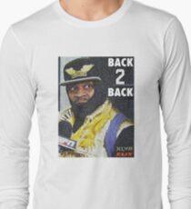 BEAST MODE BACK 2 BACK Long Sleeve T-Shirt