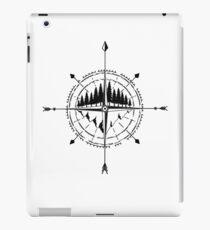 Nature Compass II iPad Case/Skin