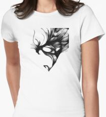 cool sketch 2 Women's Fitted T-Shirt