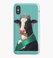 Cow Queen iPhone Case/Skin