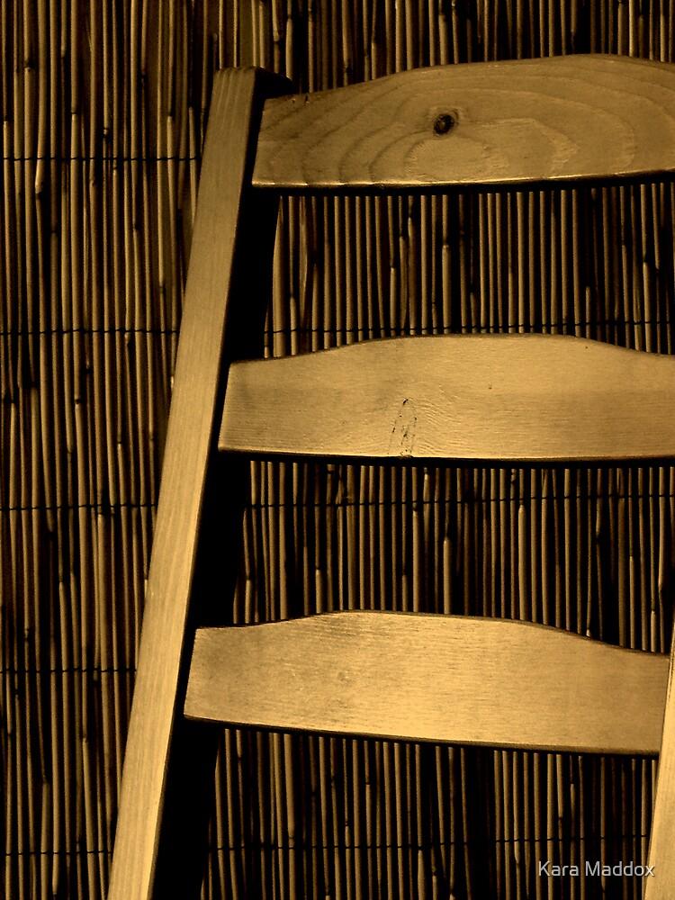 chair by Kara Maddox