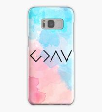 God Is Greater Than the Highs and Lows Samsung Galaxy Case/Skin