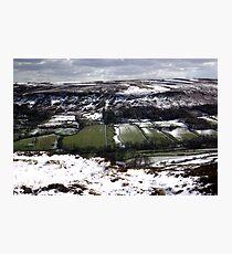 Farndale - North Yorks Moors Photographic Print