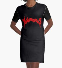 Vetememes Graphic T-Shirt Dress