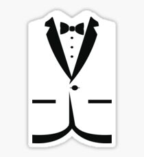 Tuxedo Junction Sticker