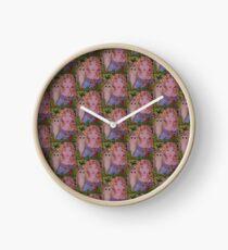 Owl Goddess Clock