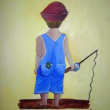 Gone Fishing 2 by ASmartChk27
