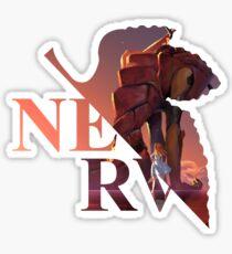 Evangelion NERV Sticker
