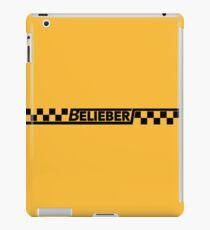 Purpose Stadium Tour Merchandise - Belieber Version (Yellow) iPad Case/Skin