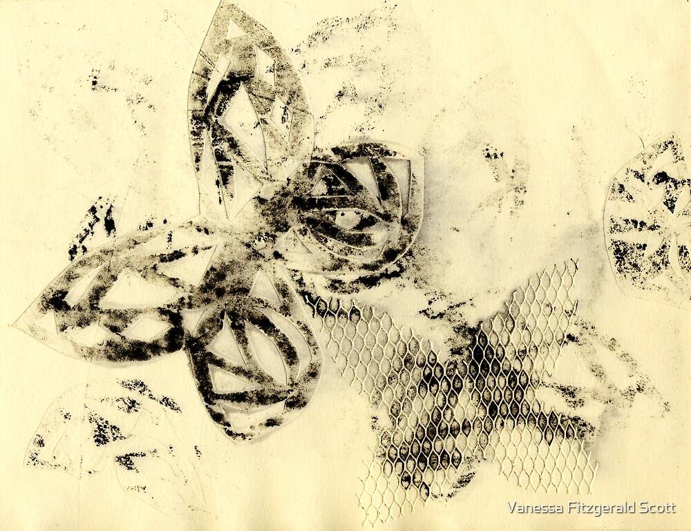 mouldy butterflies by Ness Fitzgerald