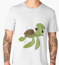 Cute Turtle Men's Premium T-Shirt
