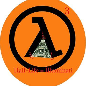 lamda illuminati by PharisaicalJesu