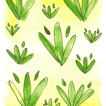 Leaves Pattern by annahannah