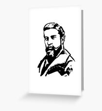 Antoni Gaudi Greeting Card