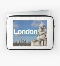Bad day in London Laptop Sleeve