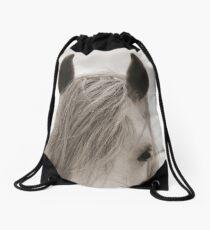 Dales pony ears Drawstring Bag