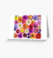 Decorative Bouquet Greeting Card