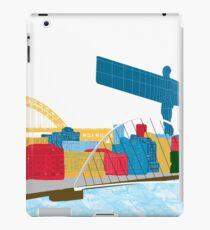 Newcastle Skyline iPad-Hülle & Klebefolie