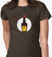 Fanny Maggi round Women's Fitted T-Shirt