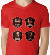 Gaming Legends [4 in 1 set] #1 T-Shirt