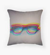 metaphysical glasses Floor Pillow