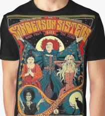 Sanderson Sisters Vintage  Graphic T-Shirt