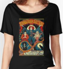 Sanderson Sisters Vintage  Women's Relaxed Fit T-Shirt