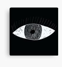 Big Eye Canvas Print