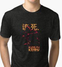 Kendrick Lamar - Kung Fu Kenny Tri-blend T-Shirt