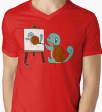 Squirtle is an Artist! T-Shirt