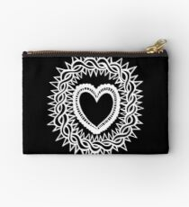 Sacred Heart  Studio Pouch