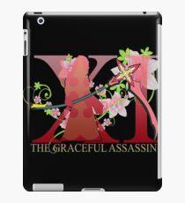 THE GRACEFUL ASSASSIN iPad Case/Skin