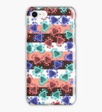 Amoeba Blobs iPhone Case/Skin