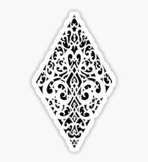 Diamond - Borderless Sticker