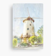 The  Windmill, Launceston, Tasmania, Australia #3 Canvas Print