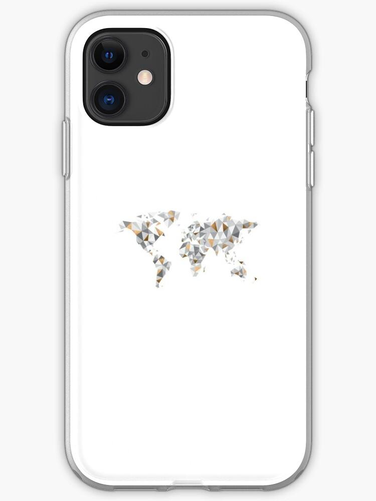 coque iphone 7 mappemonde