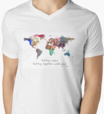 Knitting is peace T-Shirt