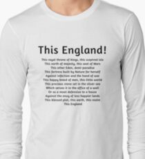 This England! T-Shirt